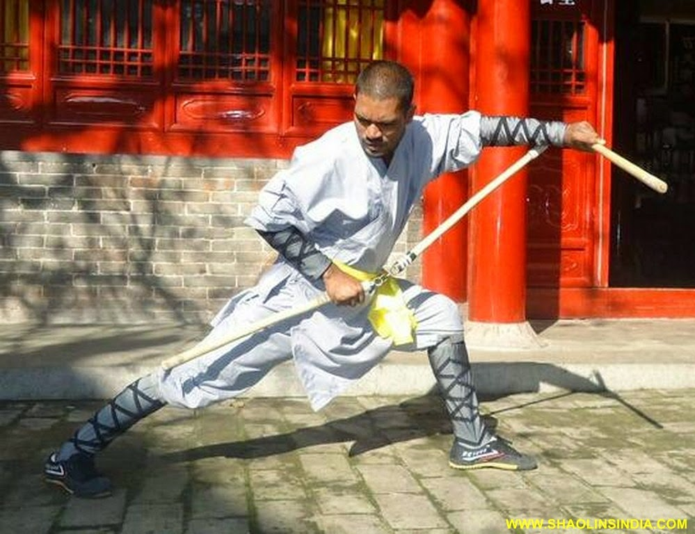 Stances kicks jumps movements and empty hand traditional weapons